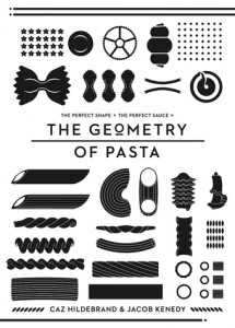 A wonderful collection of pasta shapes and the reasons they exist - and recipes!!